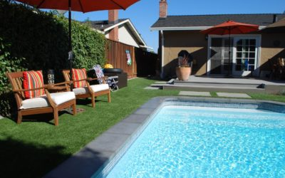 Make Your Pool Area Safer, Stylish, and Easier to Maintain with Artificial Turf