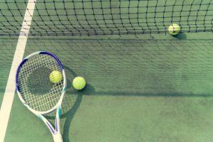 tennis rocket