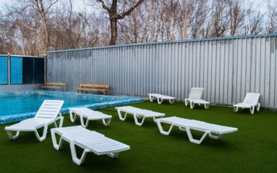 Design the Perfect Pool Area with the Best Synthetic Artificial Grass Installer in Manteca