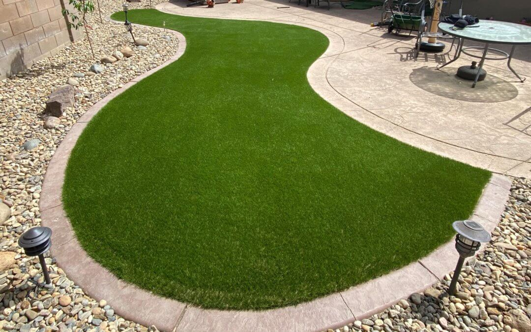 Artificial Grass in Manteca Design Tips: Creating a More Accessible Backyard for All
